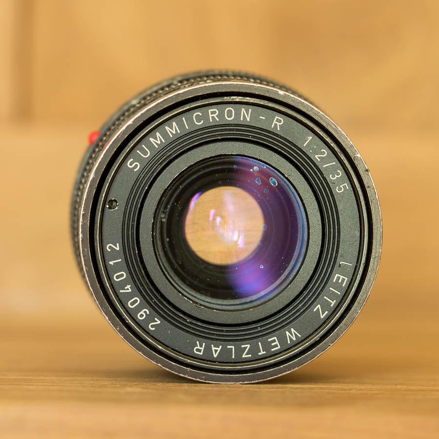 Leica Summicron-R 35/2