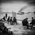 #214. Travel Memory Photo Of The Day : Karaköy Waterfront (Istanbul)
