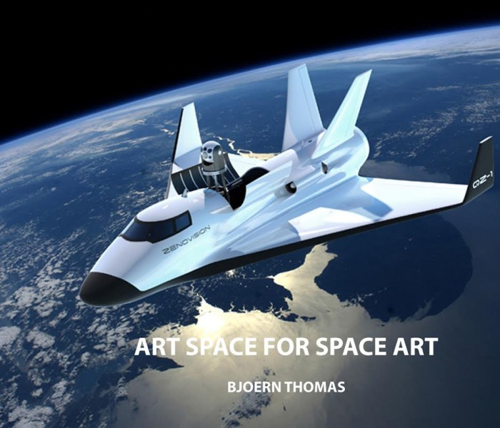#231. Space, the Final Frontier for Art? A Bjoern Thomas Interview.