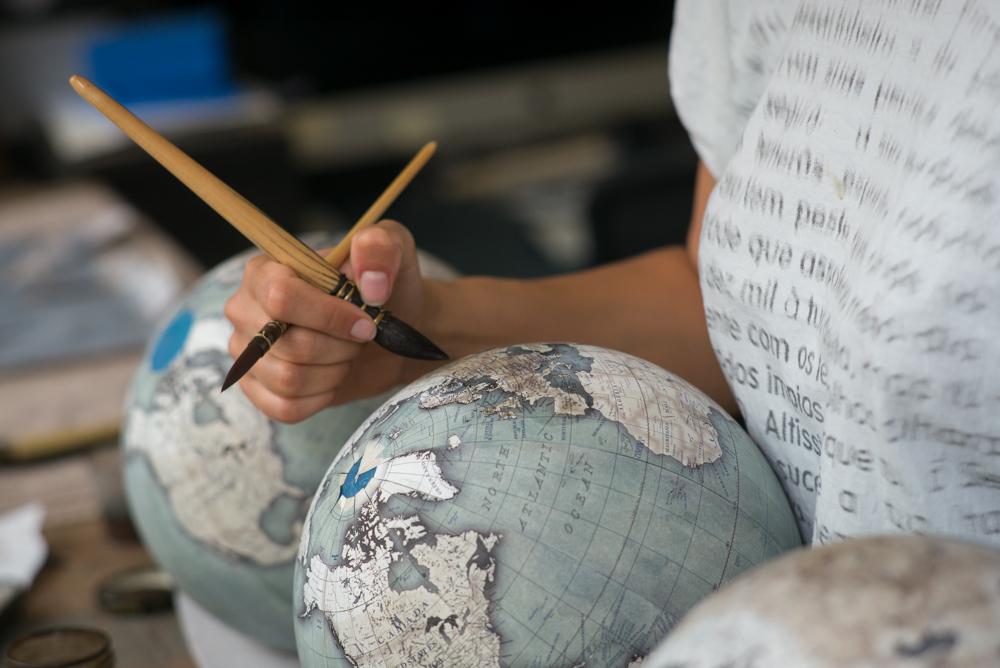 Bellerby Globe - (c) Adam Marelli
