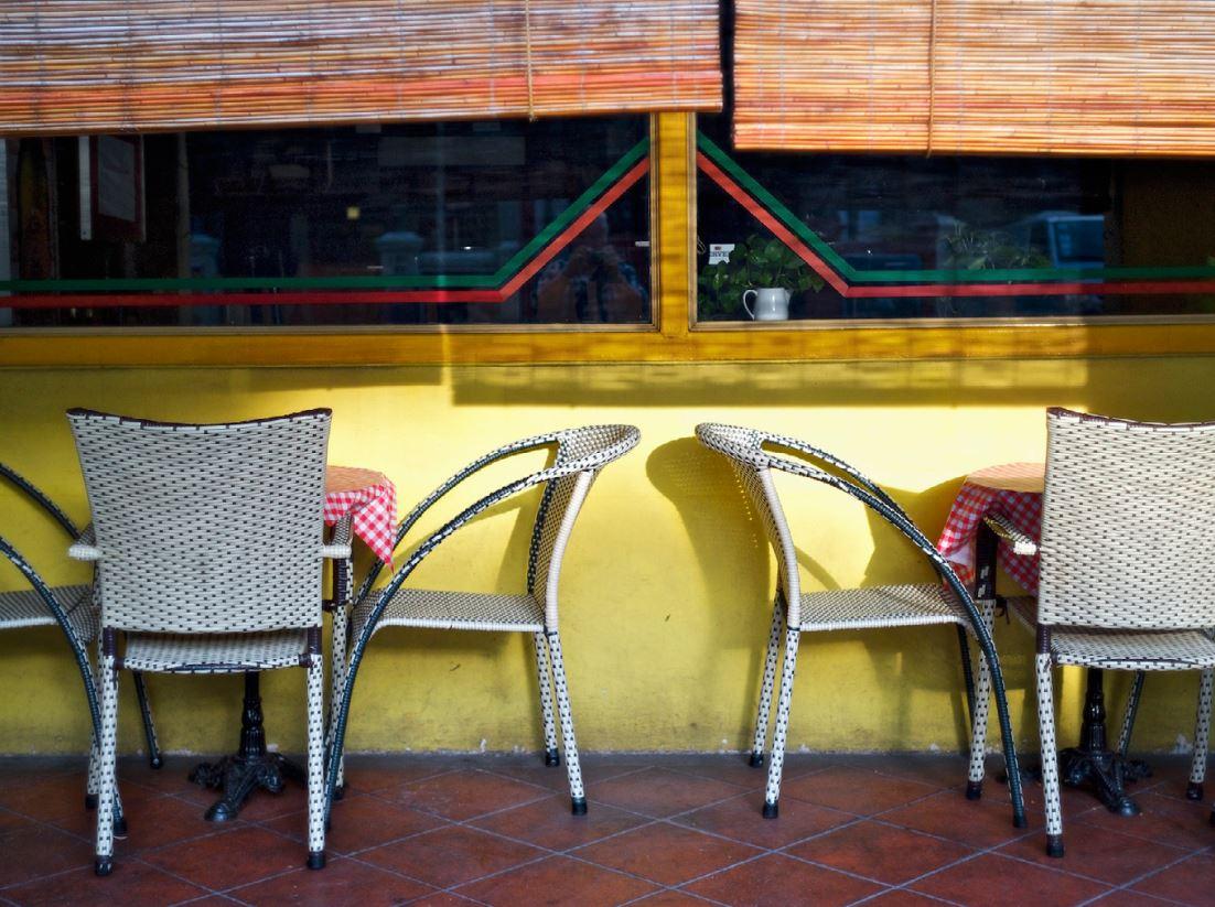 Singapore café