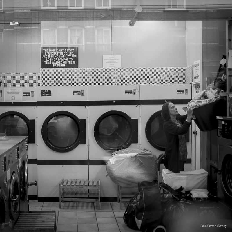 Wash day, Boundary Estate