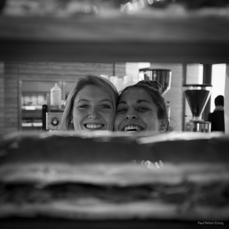 Sandwich bar smiles