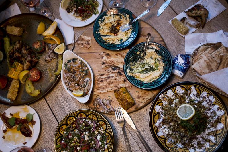 Dinner at the Workshop
