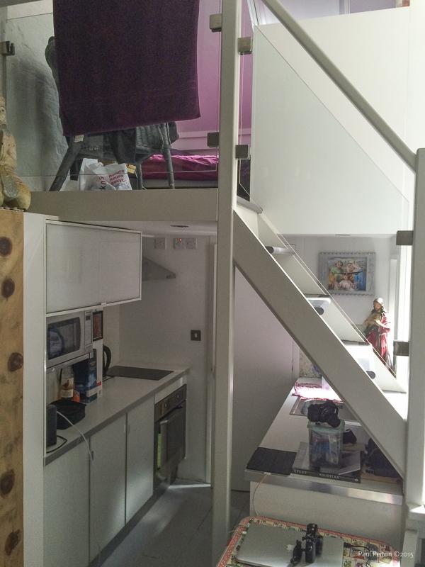 Teensy, tiny accommodation