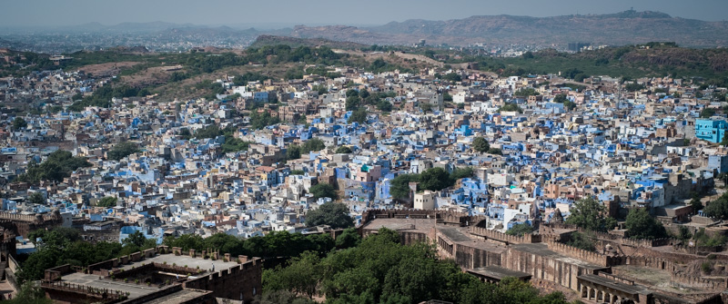 The Blue City, Jodhpur