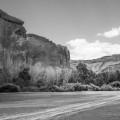#427. Canyon de Chelly on horseback. Travel photo the hard way ;)