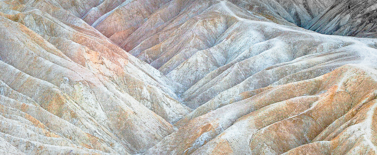 Death Valley National Park, Ca (Golden Canyon) USA