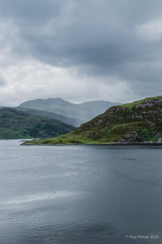 Loch Gleann Dubh. Fuji X-Pro2. Paul Perton