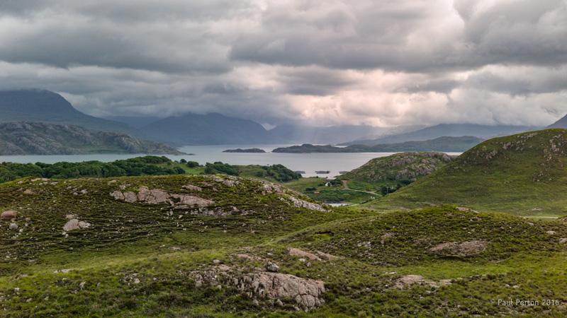 Loch Sheildaig. Leica M9. Paul Perton