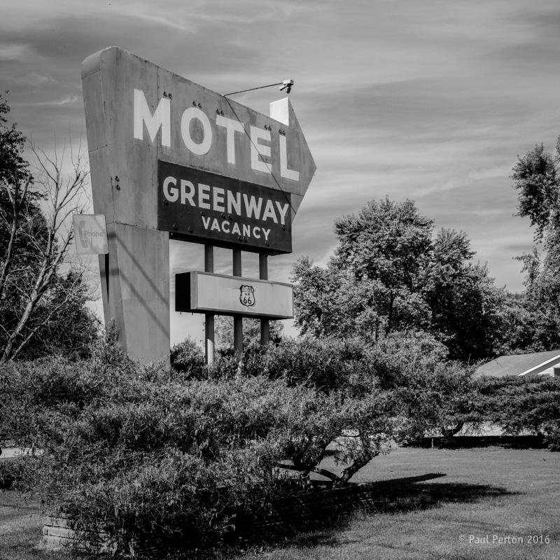 Greenway Motel, Mitchell