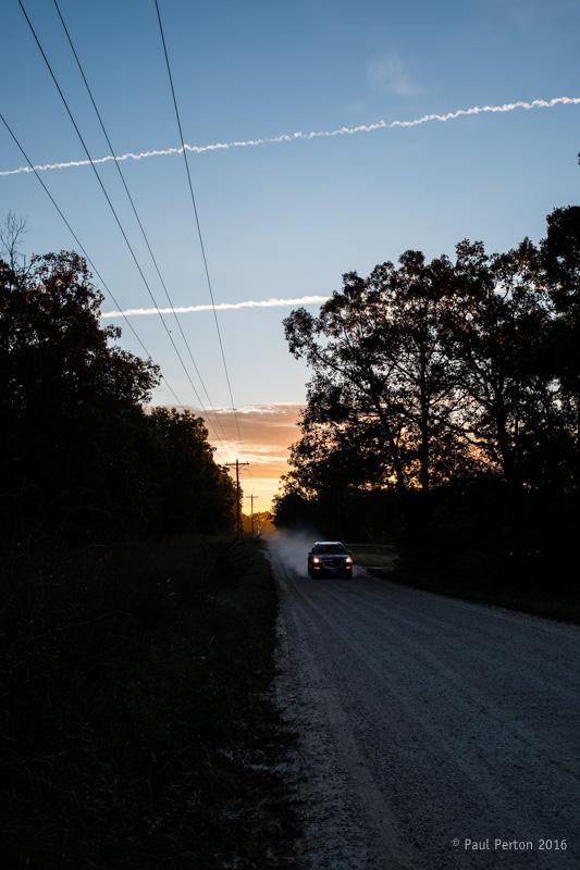 Sunrise near Cuba