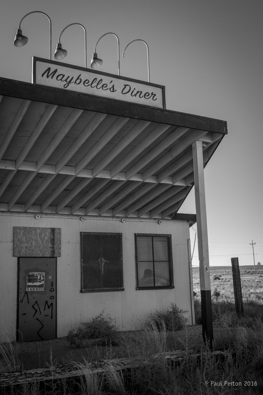 Maybelle's Diner, Algodones
