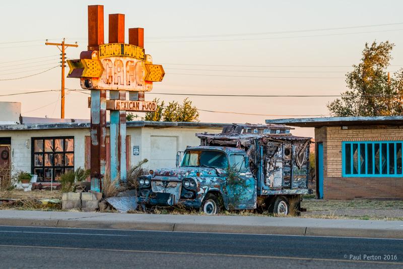 Abandoned, Tucumcari