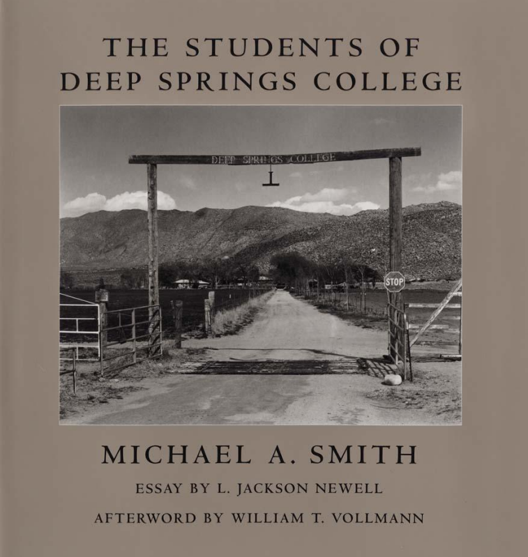 deep springs college essays Is deep springs college as unparalleled as the media reported it is said that the deep springs is as distinguished as harvard what is the popularity of it in america.