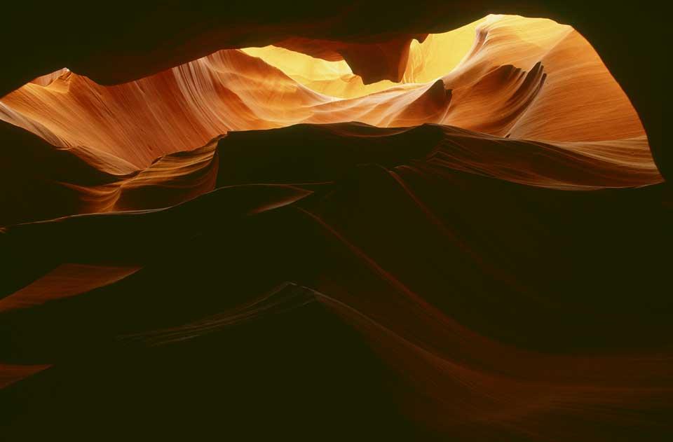 Antelope Canyon - (c) Michael Reichmann