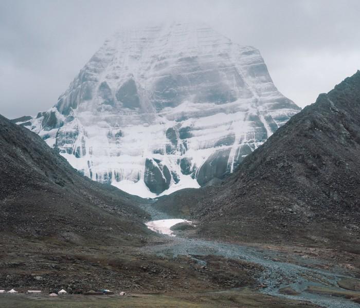 #242. Mount Kailash – Precious Jewel of Snow