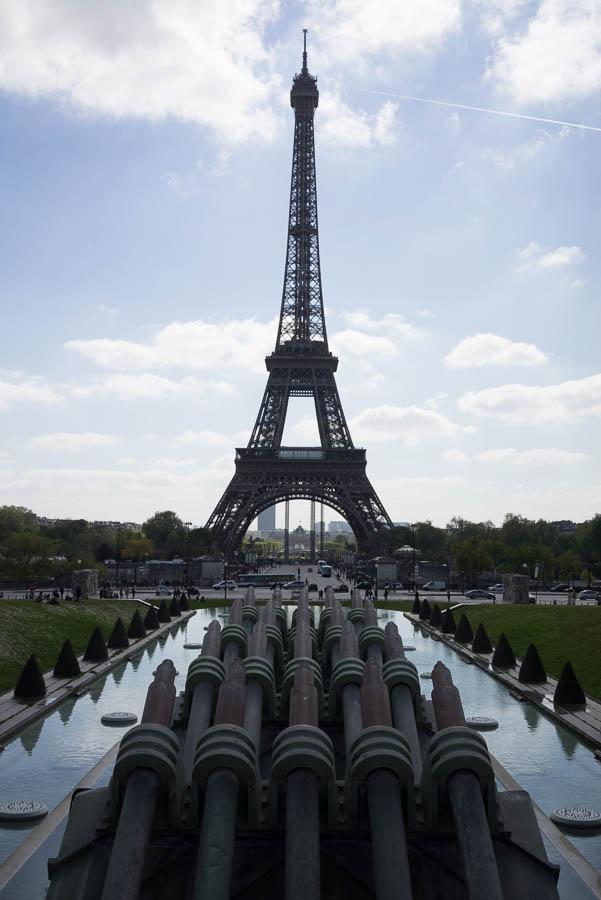 Conventional Eiffel