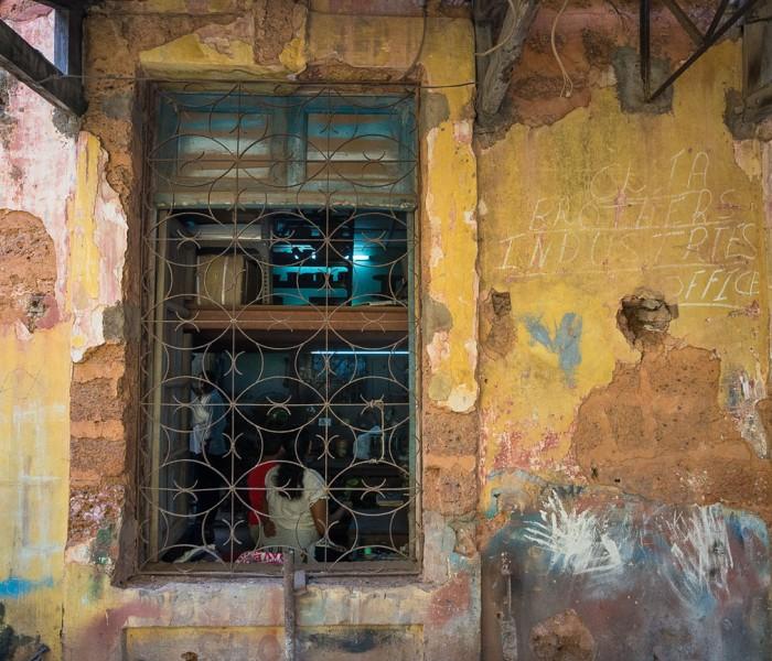 #270. Fontainhas – the Old Portuguese Quarter of Goa: Street Life