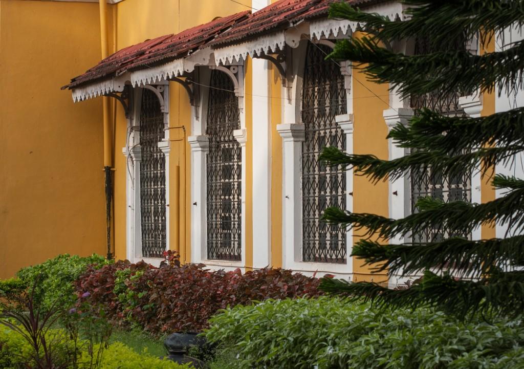 Government admininstration in Fontainhas, Goa