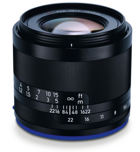 The Zeiss Loxia Planar 50mm f/2 lens for Sony A7 and A7r cameras
