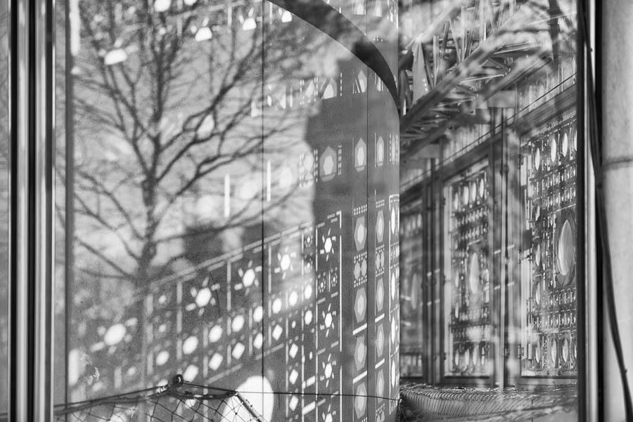 Institut du Monde Arabe, Paris - Sony A7r & Zeiss OTUS 85/1.4
