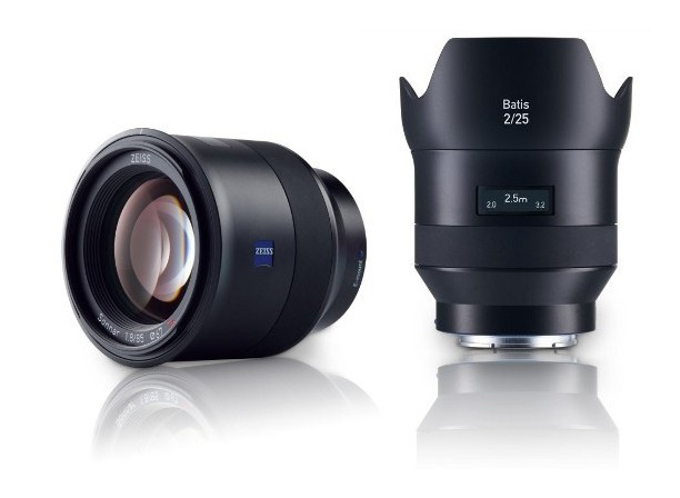 Zeiss Batis 25/2 and 85/1.8