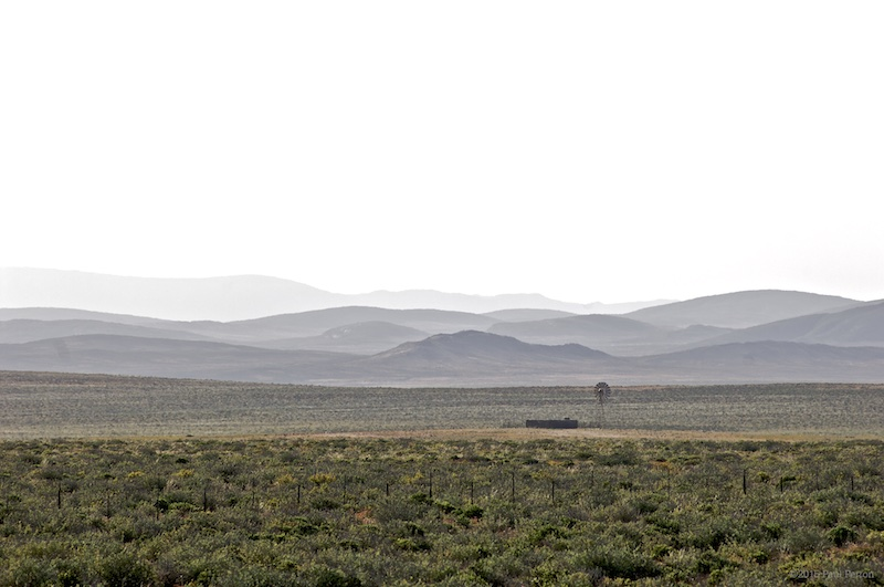 Typical Northern Cape landscape