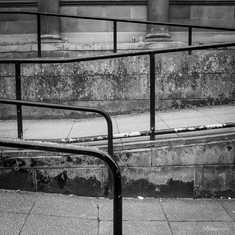 Glasgow railings