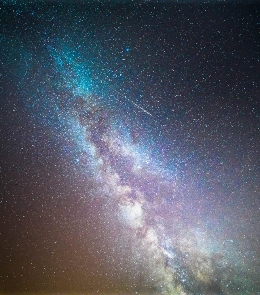 LSD Milky Way