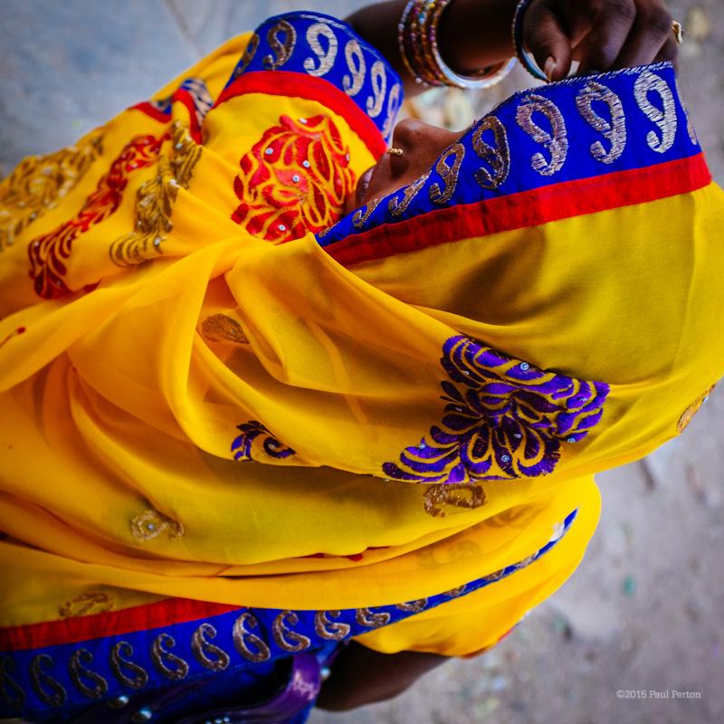 Full colour, Gwalior. Fuji X100T @ f2.8