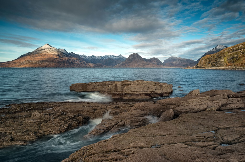 3 - Skye - The Cuillin from Elgol