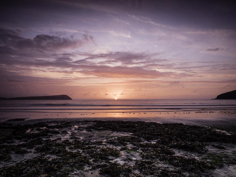 Traeth Mawr Sunset