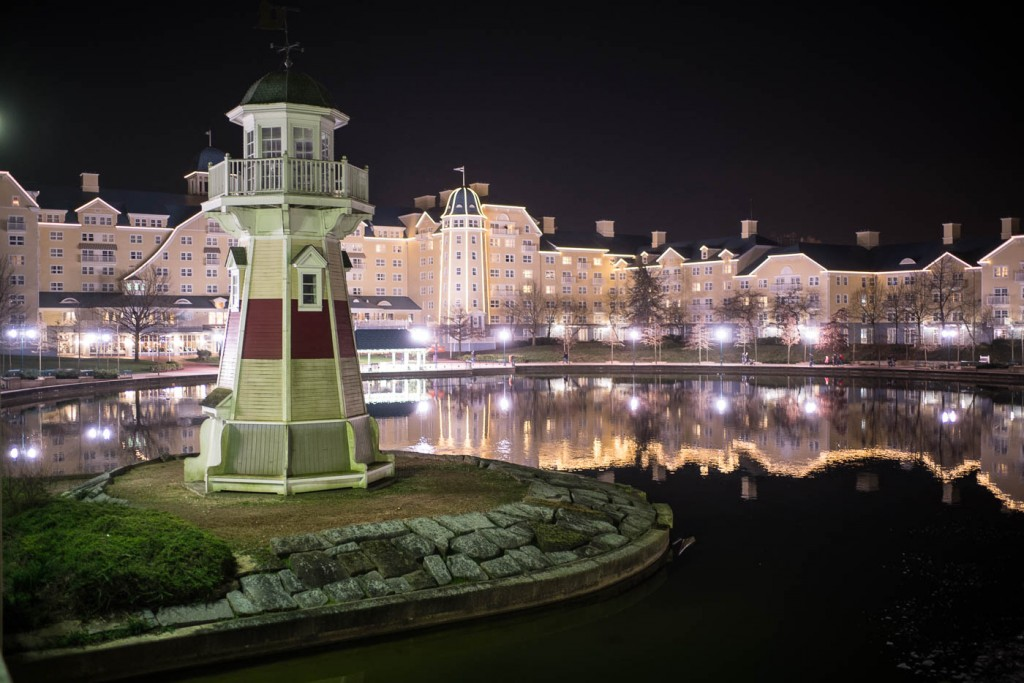 Newport Bay Hotel, Disneyland Paris - Sony A7rII & Zeiss Milvus 85