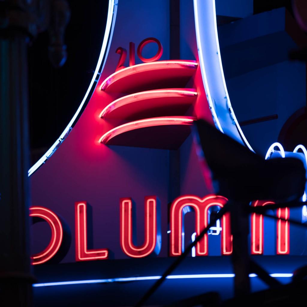 Gossip column, Disneyland Paris - Sony A7r & Zeiss Milvus 85