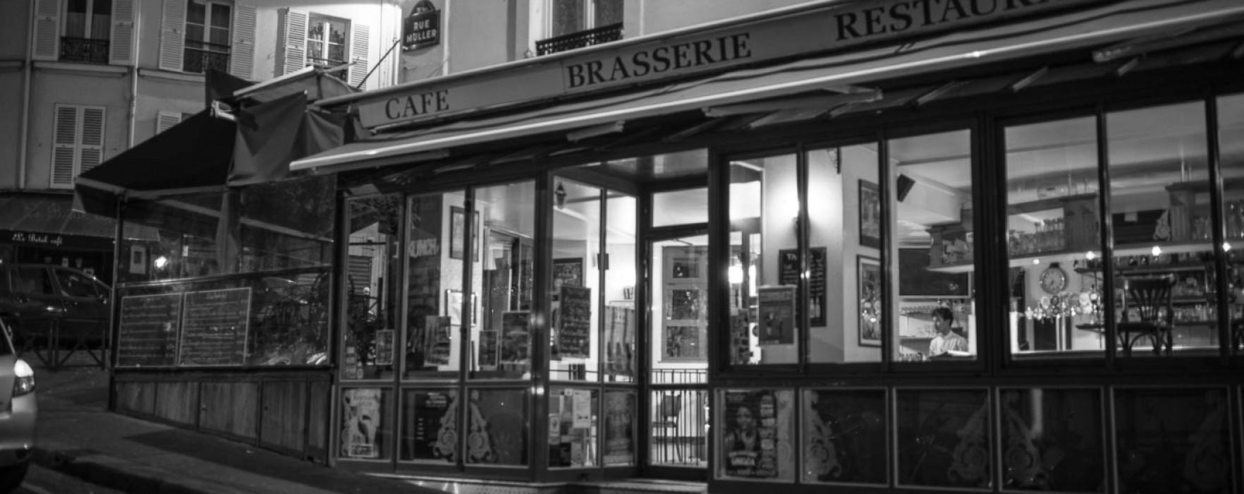 #473. ZeFinalDay. Montmartre, Marais & Munching (again)