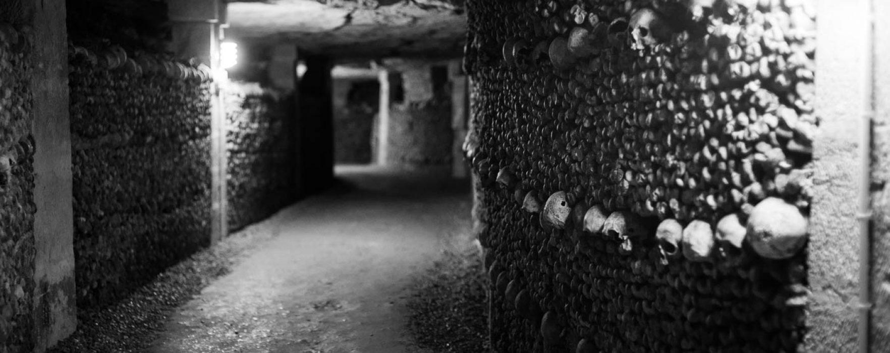 #483. Skulls and bones (Paris Catacombs)