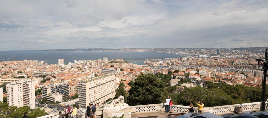 Marseilles panorama - Sony A7rII & Zeiss OTUS 1.4/28
