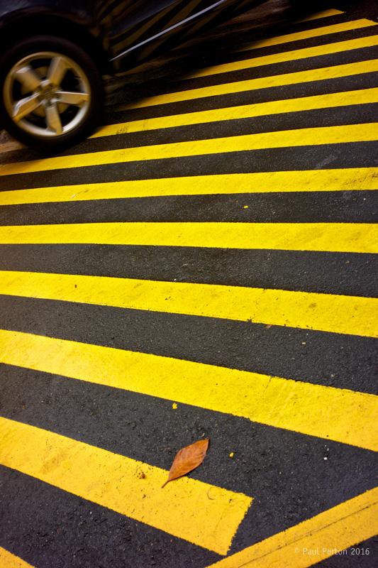 No parking, Singapore