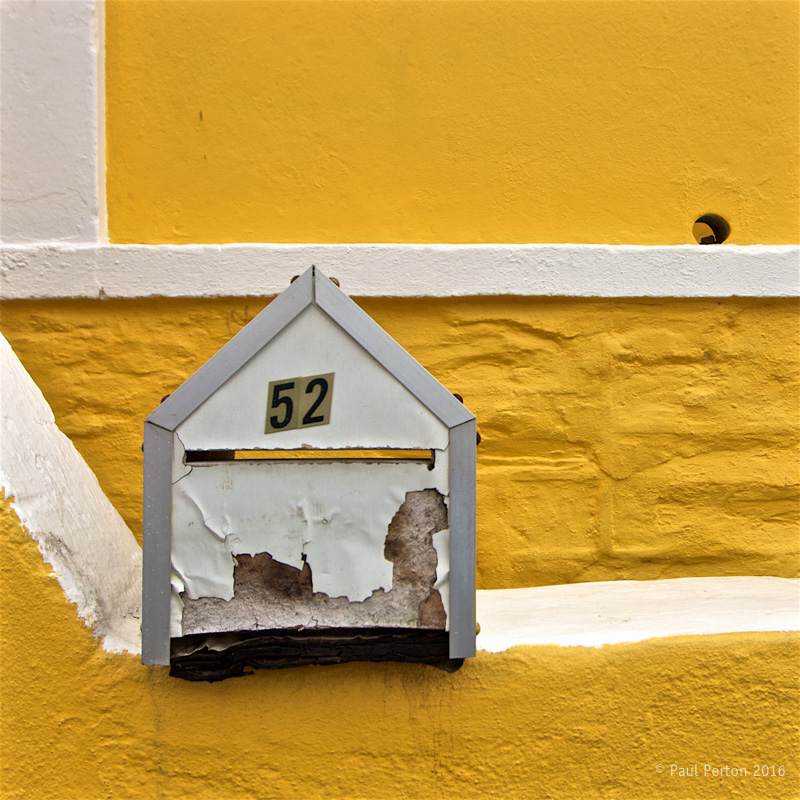 Mail box, Bo Kaap