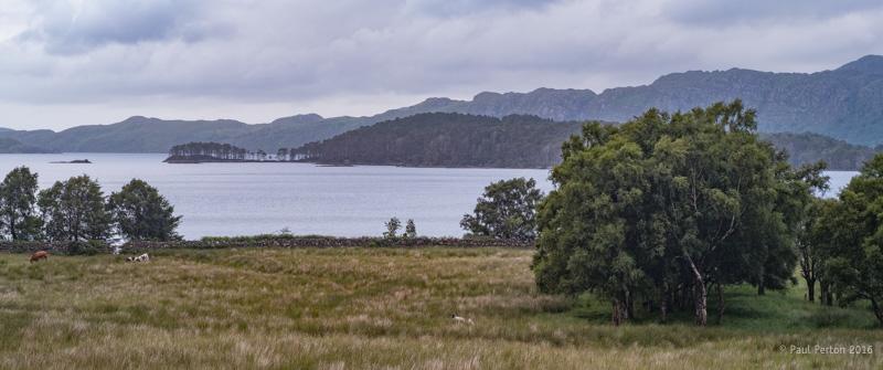 Loch Maree. Fuji X-Pro2. Paul Perton