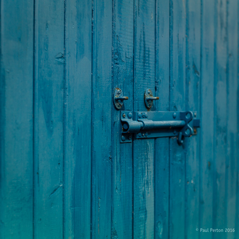 Locked - Helmsdale. Leica M9. Paul Perton