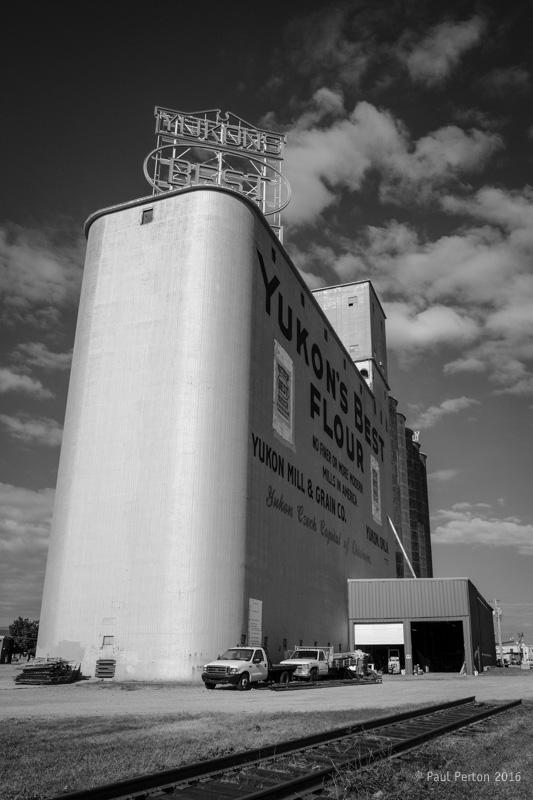 Yukon Mills, Yukon