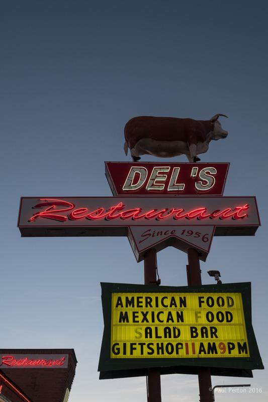 Del's Restaurant, Shamrock