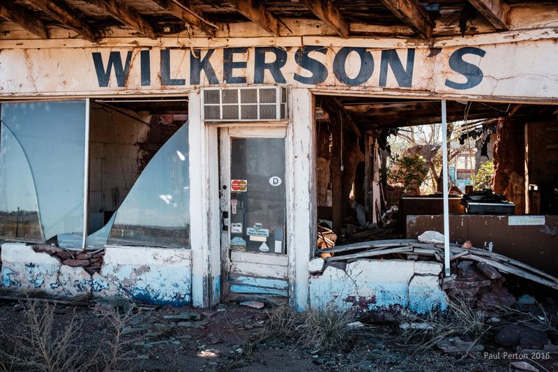 Wilkerson's, Newkirk NM