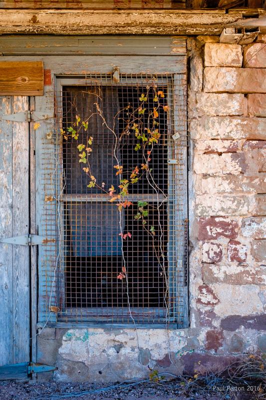 Abandoned, Newkirk NM