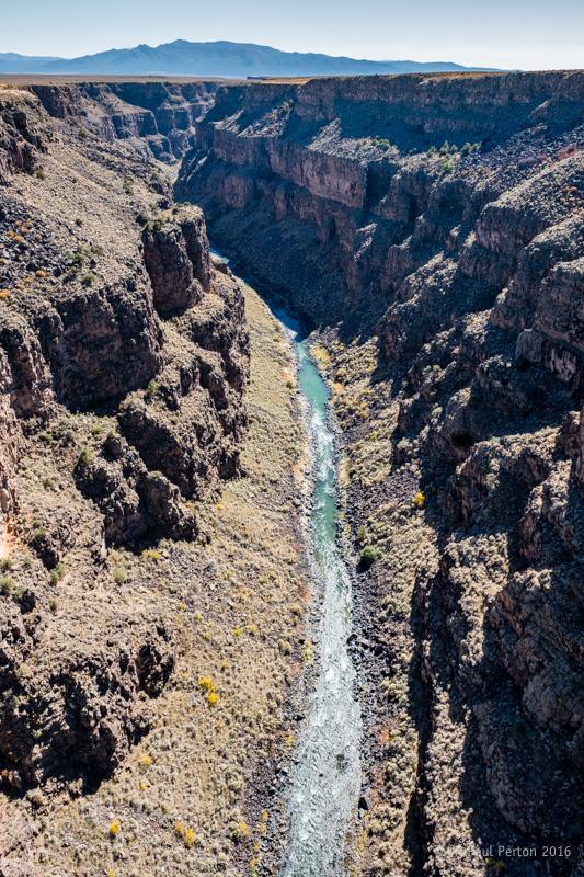 Rio Grande - Taos Gorge
