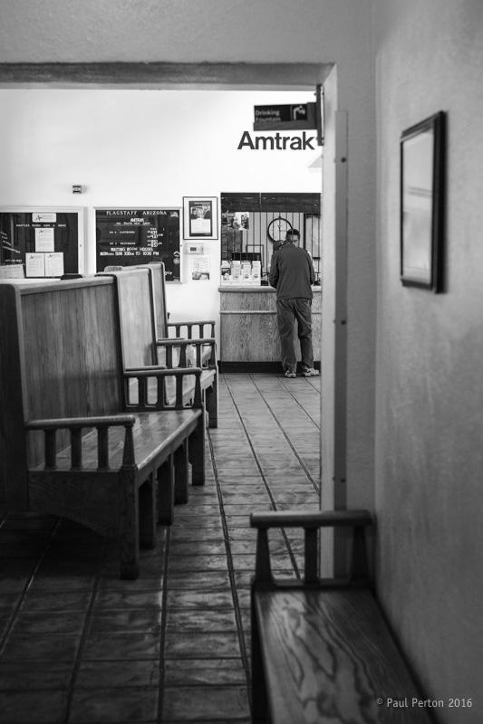 Amtrak, Flagstaff AZ