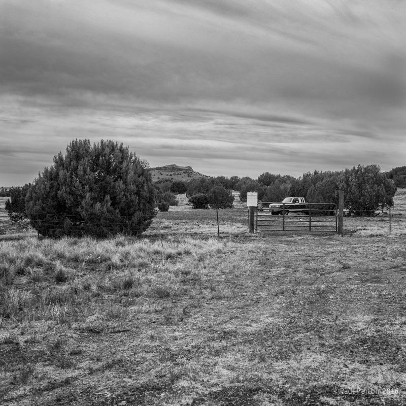 No trespassing, Crookton AZ