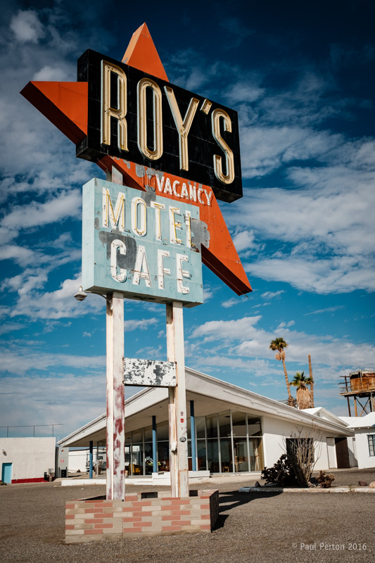 Roy's, Amboy AZ
